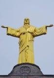 Monument till Kristus konungen Royaltyfri Foto