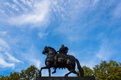 Monument till Peter storen Royaltyfri Foto