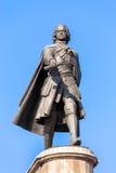 Monument till Peter storen Lipetsk Ryssland Arkivfoton