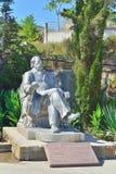 Monument till prinsen Golitsyn i den nya världen crimea arkivfoton