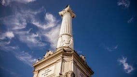 Monument till restorersna Arkivfoton