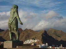 monument till segern Arkivbild