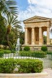Monument till Sir Alexander Ball Royaltyfri Bild