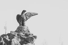 Monument till soldat-afghanerna Arkivbild