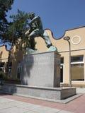 Monument till soldater och offer Fotografering för Bildbyråer