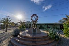 monument till vändkretsen av cancer Royaltyfria Bilder