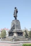 Monument to Admiral Nakhimov in city Sevastopol Royalty Free Stock Photography
