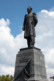 Monument to admiral Nakhimov in Sevastopol Royalty Free Stock Photo