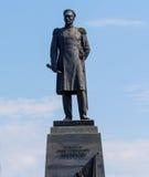Monument to Admiral Nakhimov in Sevastopol Stock Photography