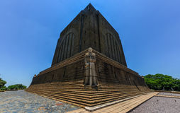 Monument to Afrikaner Leader at Voortrekker Monument Stock Photography