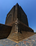 Monument to Afrikaner Leader at Voortrekker Monument Royalty Free Stock Image