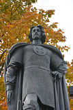 Monument to the Alexander Nevsky Royalty Free Stock Images