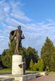 Monument to Alexander Nevsky, Veliky Novgorod Royalty Free Stock Images