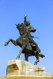 Monument to Alexander Suvorov. In Tiraspol, Transnistria Stock Photography