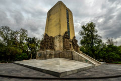 Monument to Alvaro Obregon Royalty Free Stock Photos