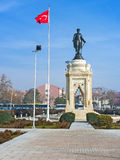 The Monument to Ataturk in Konya Royalty Free Stock Images