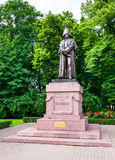 Monument to Barclay de Tolly, Riga, Latvia Stock Images