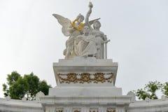 Monument to Benito Juarez - Mexico City Stock Image