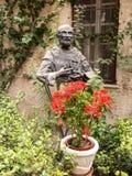 Monument to Blessed Charles de Foucauld Eugene (1858 -1916) near Stock Images