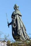 Monument to Catherine II Stock Image