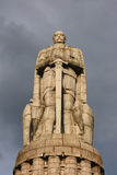 Monument to the Chancellor of the German Empire, Otto von Bismarck. Royalty Free Stock Photos