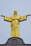 Monument to Christ the King Royalty Free Stock Photo