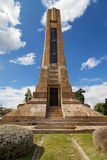 Monument to Churruca Stock Photos