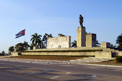 Monument to Comandante Che. Monument and tomb of Comandante  Che Guevara, Santa Clara, Cuba, January 2008 Royalty Free Stock Photography