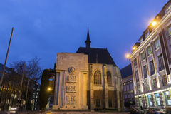 Monument to the dead of Lille in France Stock Images