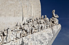Monument to the Discoveries Stock Photography