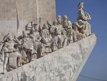 Monument to the Discoveries) Royalty Free Stock Photos