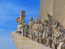 Monument to Discoveries Royalty Free Stock Photography