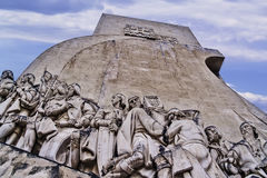 Monument to Discoveries detail 3 Royalty Free Stock Photos