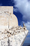Monument to the Discoveries Royalty Free Stock Image