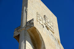 Monument to the Discoveries, Lisbon, Portugal Royalty Free Stock Image