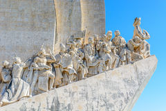 Monument to the Discoveries in Lisbon, Portugal Stock Photo