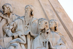 Monument to the Discoveries, Lisbon, Portugal Stock Photos