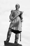 Monument to ?dmiral Pavel Nakhimov. Royalty Free Stock Photos