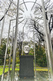 Monument to Dr. Karl Renner - Vienna, Austria Stock Photography