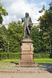 Monument to Emmanuel Kant. Kaliningrad (Koenigsberg before 1946), Russia Stock Images