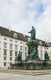 Monument To Emperor Franz 1, Vienna Royalty Free Stock Photos