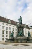 Monument To Emperor Franz 1, Vienna Royalty Free Stock Photos