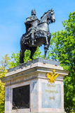 The Monument to Emperor Peter the Great, Saint-Petersburg, Russia Stock Image