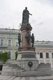 Monument to Empress Catherine the Great in Odessa, Ukraine Royalty Free Stock Image