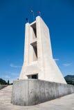 Monument to the fallen, Como, Italy Stock Photo
