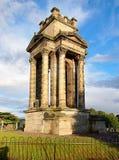 Monument to Forfar. Royalty Free Stock Photo