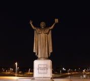 Monument to Francisk Skarina in Minsk in Belarus Royalty Free Stock Photos