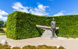 Monument to Frederick IX of Denmark Royalty Free Stock Photo