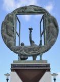 Monument to freedom Stock Photos