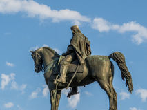 Monument to Garibaldi, Rome, Italy Royalty Free Stock Images